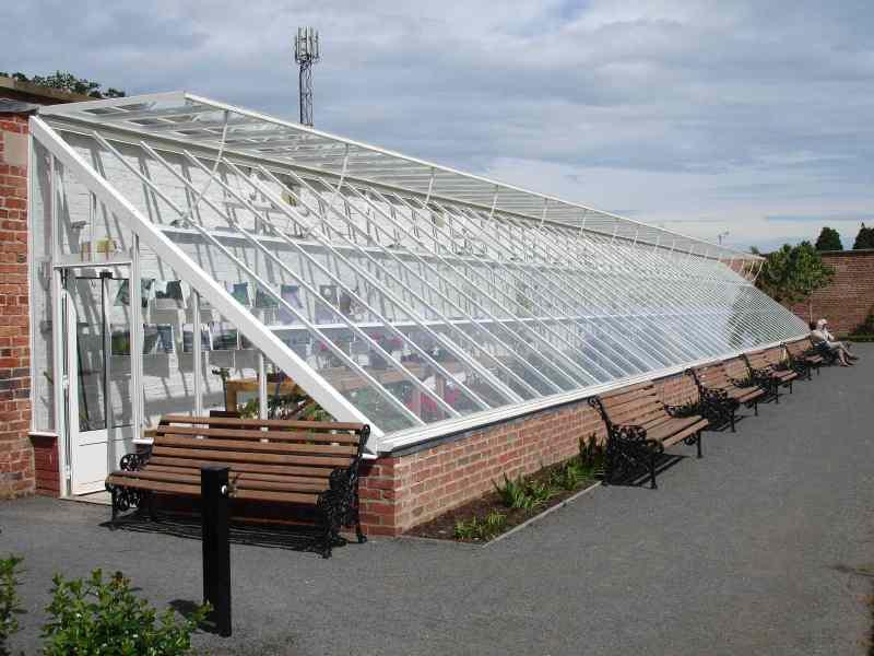 Victorian Glazing System