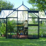 Junior Orangery with shade screen