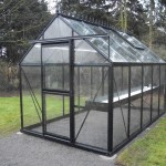 Junior Victorian 2.34m x 3.81m with seedbed