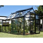 Junior Victorian 2.34m x 3.81m with shade screen