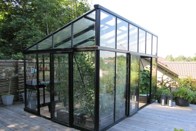 Modern Greenhouse Ireland