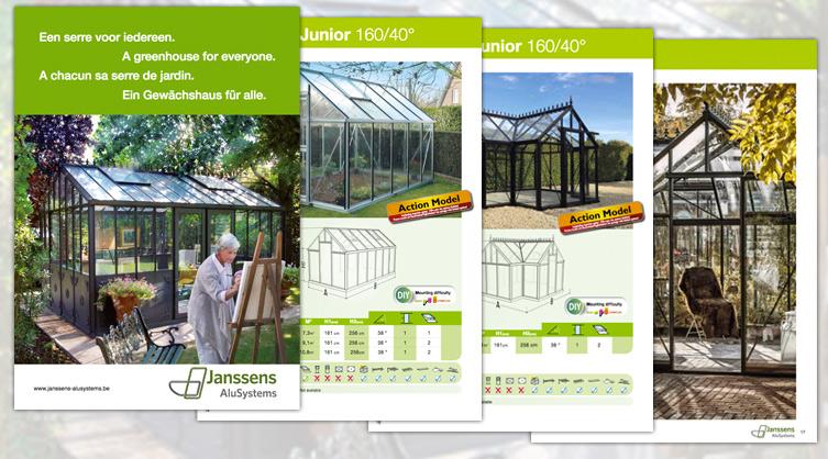 Launch of the new Janssens Brochure