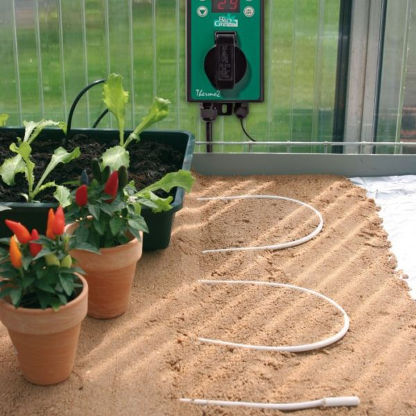 Soil Warming Cables – a Christmas Gift Idea