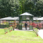 Professional Orangery with alu decor panels
